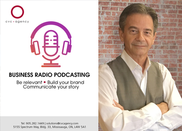 Business Radio Podcasting - Be Relevant