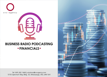 Business Radio Podcasting - Financials