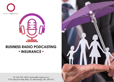 Business Radio Podcasting - Insurance