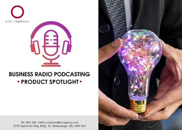 Business Radio Podcasting - Product Spotlight